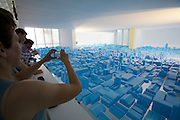 "12th Biennale of Architecture. Giardini. Netherlands Pavillion. ""Vacant NL; where architecture meets ideas""."