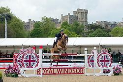 Maher Ben, (GBR), Don Vito<br /> CSI5* Jumping<br /> Royal Windsor Horse Show<br /> © Hippo Foto - Jon Stroud