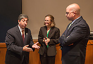 speaks during the National Cancer Moonshot Blue Ribbon Panel Discussion at Dirksen Senate Office Building in Washington, DC, on Tuesday, September 27, 2016.  The event was sponsored by the National Coalition for Cancer Research and One Voice Against Cancer. (Alan Lessig/)