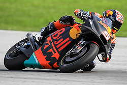 February 6, 2019 - Sepang, SGR, U.S. - SEPANG, SGR - FEBRUARY 06: Johann Zarco of Red Bull KTM Factory Racing in action during the first day of the MotoGP official testing session held at Sepang International Circuit in Sepang, Malaysia. (Photo by Hazrin Yeob Men Shah/Icon Sportswire) (Credit Image: © Hazrin Yeob Men Shah/Icon SMI via ZUMA Press)