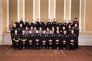 Ohio University Police Department Badge Pinning and Employee Recognition Ceremony. Photo by Ohio University / Jonathan Adams