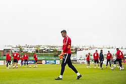 June 1, 2018 - Reykjavik, ICELAND - 180601 Goalkeeper Ørjan Nyland of Norway during a training session on June 01, 2018 in Reykjavik..Photo: Fredrik Varfjell / BILDBYRÃ…N / kod FV / 150104 (Credit Image: © Fredrik Varfjell/Bildbyran via ZUMA Press)