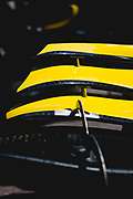 May 23-27, 2018: Monaco Grand Prix. Renault Sport Formula One Team, R.S. 18 front nose detail