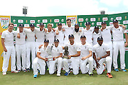 Cricket - South Africa v England 2015 4th Test D5 Centurion