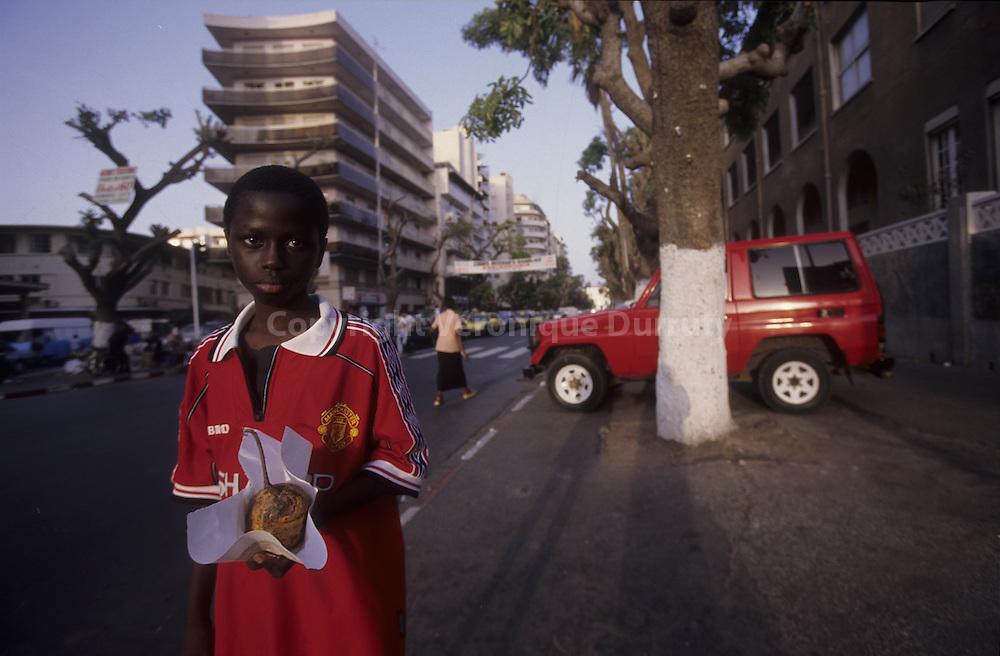 FROM THE BAKERY, DAKAR, SENEGAL