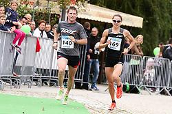Daneja Grandovec competes during 3. Konjiski maraton / 3rd Marathon of Slovenske Konjice, on September 27, 2015 in Slovenske Konjice, Slovenia. Photo by Urban Urbanc / Sportida