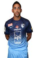 Jerome MOMBRIS - 04.10.2013 - Photo Officielle - Le Havre -<br /> Photo : Icon Sport