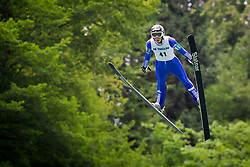 Bor Pavlovcic from Switzerland during Ski Jumping Continental Cup Kranj 2018, on July 8, 2018 in Kranj, Slovenia. Photo by Urban Urbanc / Sportida