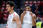 DESCRIZIONE : Varese FIBA Eurocup 2015-16 Openjobmetis Varese Telenet Ostevia Ostende<br /> GIOCATORE : Brandon Davies<br /> CATEGORIA : Delusione<br /> SQUADRA : Openjobmetis Varese<br /> EVENTO : FIBA Eurocup 2015-16<br /> GARA : Openjobmetis Varese - Telenet Ostevia Ostende<br /> DATA : 28/10/2015<br /> SPORT : Pallacanestro<br /> AUTORE : Agenzia Ciamillo-Castoria/M.Ozbot<br /> Galleria : FIBA Eurocup 2015-16 <br /> Fotonotizia: Varese FIBA Eurocup 2015-16 Openjobmetis Varese - Telenet Ostevia Ostende