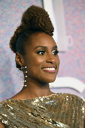 September 13, 2018 - New York, NY, USA - September 13, 2018  New York City..Issa Rae attending the 4th Annual Clara Lionel Foundation Diamond Ball on September 13, 2018 in New York City. (Credit Image: © Kristin Callahan/Ace Pictures via ZUMA Press)