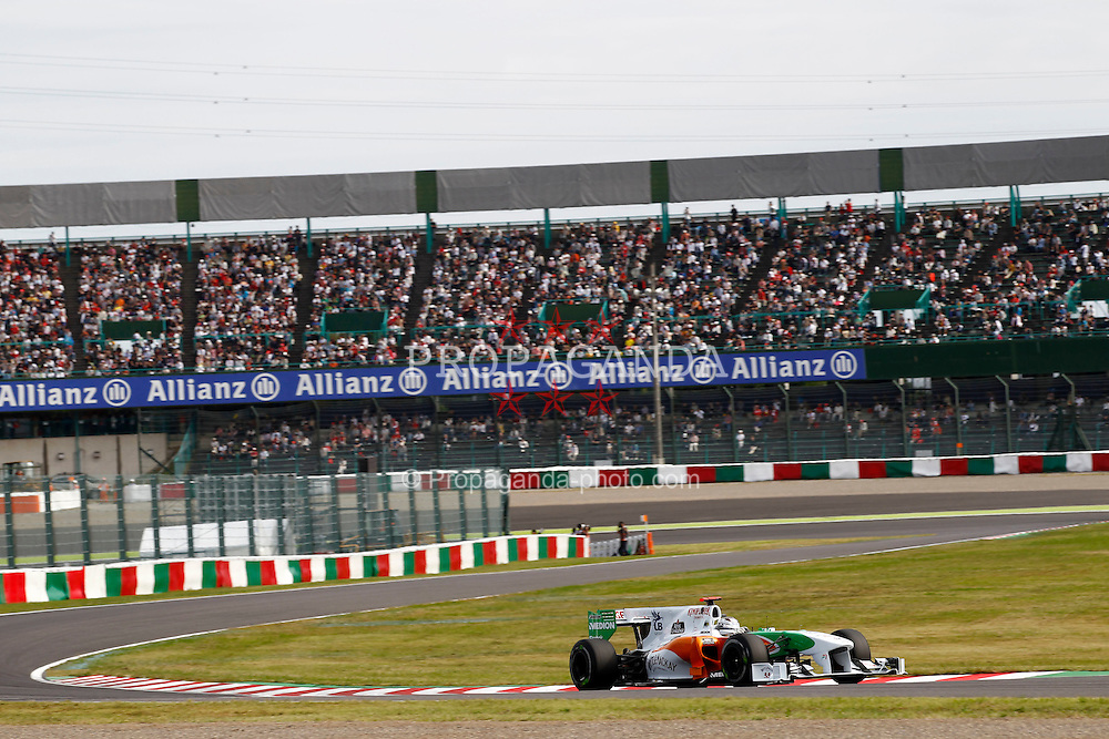Motorsports / Formula 1: World Championship 2010, GP of Japan, 14 Adrian Sutil (GER, Force India F1 Team),
