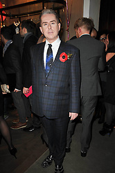 HOLLY JOHNSON at the launch party of 'Songs For Sorrow' hosted by Alber Elbaz and Mika held at Lanvin, 32 Savile Row, London on 11th November 2009.