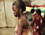 Senegal Lady in Fashion