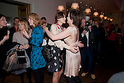 kEIRA KNIGHTLEY; RACHEL STIRLING  The Society of London Theatre lunch for all the nominees for the 2010 Laurence Olivier Awards. Haymarket Hotel, 1 Suffolk Place, London, 2 March 2010