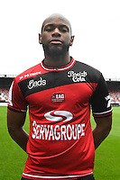 Baissama Sankoh of Guingamp during the Photo shooting of En Avant Guingamp on september 27th 2016<br /> Photo : Philippe Le Brech / Icon Sport