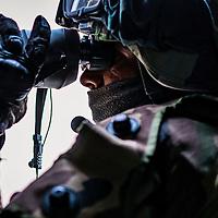 Jeux de guerre: Le 3eme RAMa en entrainement