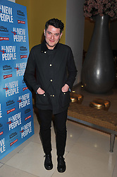 MATHEW HORNE at an after show party following the opening night of All New People held at the St.Martin's Lane Hotel, London on 28th February 2012.