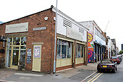 30 August 2014: Oresome Gallery in Humber Street,Hull, East Yorkshire, UK.<br /> Picture: Sean Spencer/Hull News & Pictures Ltd<br /> 01482 772651/07976 433960<br /> www.hullnews.co.uk   sean@hullnews.co.uk