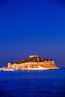 Pigeon Island (Guvercin Adasi), Kusadasi, Turkey