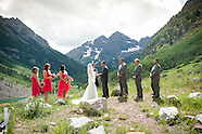 Steve & Stephanie's Aspen Wedding