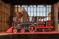 090-P96443<br /> CA State Railroad Museum<br /> &copy;2017, California State Parks.<br /> Photo by Brian Baer
