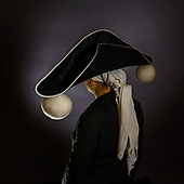 Bicorne hat