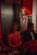 LOURDES GARZON, Vanity Fair Person of the year. Italian Consulate. Madrid. 17 September 2012.