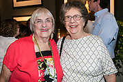 Louisiana Endowment for the Humanities publication party at Frank Relle Photography Gallery in the French Quarter on September 8, 2016; Nancy Ochsenschlager and Judy Cooper