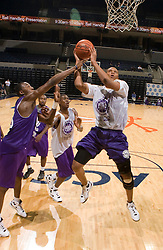 C Daniel Orton (Oklahoma City, OK / Bishop McGuinness).  The NBA Player's Association held their annual Top 100 basketball camp at the John Paul Jones Arena on the Grounds of the University of Virginia in Charlottesville, VA on June 20, 2008