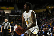January 24, 2018 - Johnson City, Tennessee - Freedom Hall: ETSU forward David Burrell (2)<br />