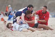 beach rugby st Brealades beach Jersey