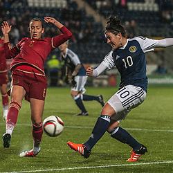 Scotland v Spain | Women's International Friendly | 8 March 2016