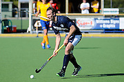 Ryan Archibald in action for Auckland. 2014 Ford National Hockey League. Southern v  Auckland at Alexander McMillan Hockey Centre, Dunedin, New Zealand. Saturday 30 August 2014. New Zealand. Photo: Richard Hood/photosport.co.nz