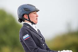 Martyanova Natalia, (RUS), Ilion<br /> Grade IV Team Test<br /> Para-Dressage FEI European Championships Deauville 2015<br /> © Hippo Foto - Jon Stroud<br /> 18/09/15