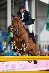 Vanderhasselt Yves, BEL, Jeunesse<br /> Belgisch Kampioenschap Lanaken 2017<br /> © Hippo Foto - Dirk Caremans