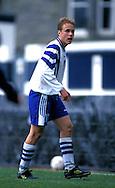 21.04.1998, Starks Park, Kirkaldy, Scotland..Under-21 friendly international match, Scotland v Finland. .Ville Lehtinen - Finland U-21.©Juha Tamminen