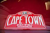 London - Cape Town. Prestart