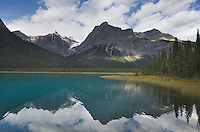 Emerald Lake, Yoho National Park British Columbia