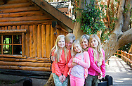 ARGENTINA King Willem-Alexander, Queen Maxima, Princess Amalia, Princess Alexia and Princess Ariane visit during their christmas holiday national park Los Arrayanes in Villa la Angostura, Argentina, 22 December 2014 COPYRIGHT Bernard Ruebsamen/Royalportraits Europe