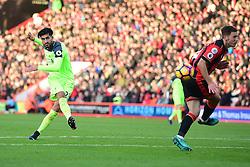 Emre Can of Liverpool scores. - Mandatory by-line: Alex James/JMP - 04/12/2016 - FOOTBALL - Vitality Stadium - Bournemouth, England - AFC Bournemouth v LIverpool - Premier League
