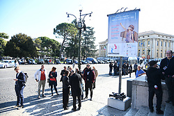 Italy, Verona  - March 29, 2019.Controversial World Families Conference starts in Verona. (Credit Image: © Passaro/Fotogramma/Ropi via ZUMA Press)