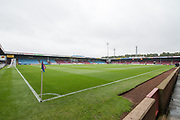 Glanford Park before the EFL Sky Bet League 1 match between Scunthorpe United and Portsmouth at Glanford Park, Scunthorpe, England on 23 September 2017. Photo by Craig Zadoroznyj.