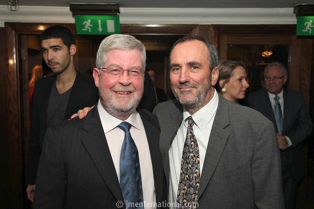 Brian McLaughlin and David Munns