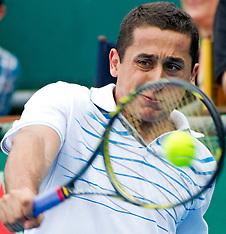 Auckland-Tennis-Heineken Open 2012-Day 4