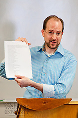 Kevin Brokmeier Reading
