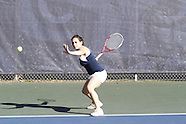 FIU Tennis Freshman Poster Shoot