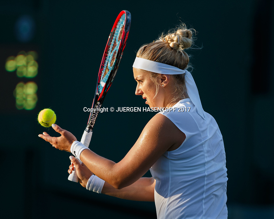 SABINE LISICKI (GER)<br /> <br /> Tennis - Wimbledon 2017 - Grand Slam ITF / ATP / WTA -  AELTC - London -  - Great Britain  - 3 July 2017.