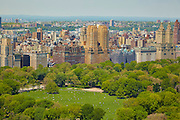 View of Central Park from 795 Fifth Avenue Penthouse, The Pierre