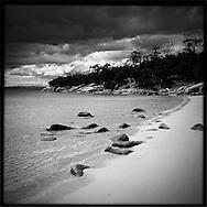 landscapes of Tasmania on iPhone