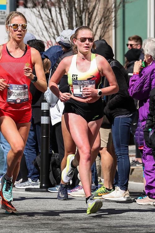 2020 Olympic Trials Marathon <br /> Brooks, Hansons,